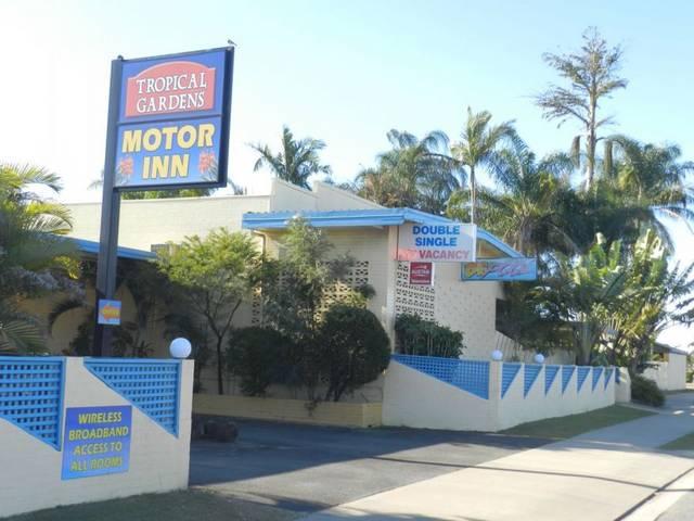 Tropical Gardens Motor Inn Image