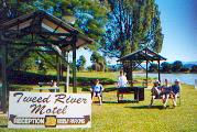 Tweed River Motel Logo and Images