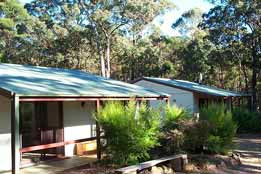 Warrawee Cottages Logo and Images