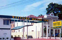 Westside Motor Inn Logo and Images