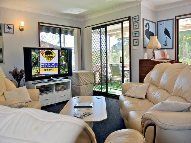 WOMBATS B&B - Apartments - AAA 3.5* rated, Gosford Image