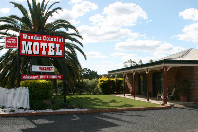 Wondai Colonial Motel and Restaurant Image