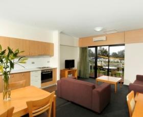 Assured Ascot Quays Apartment Hotel Logo and Images