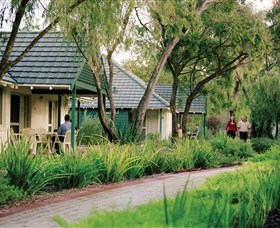Bayview Geographe Resort Logo and Images