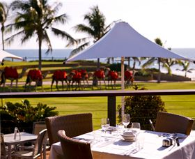 Cable Beach Club Resort & Spa Logo and Images