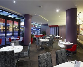 Ibis Hotel Perth Logo and Images
