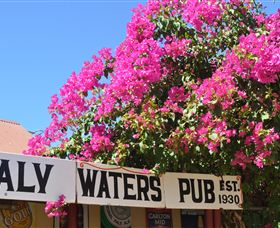 Daly Waters Historic Pub Image
