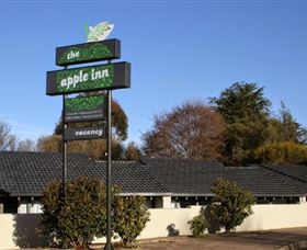 The Apple Inn Logo and Images