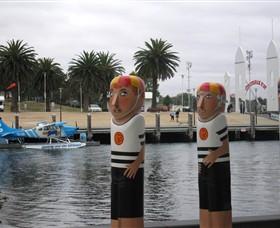 Geelong Riverview Tourist Park BIG4 - Aspen Parks Logo and Images