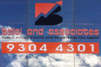 Balci & Associates Logo and Images