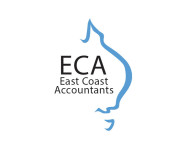 East Coast Accountants Logo and Images