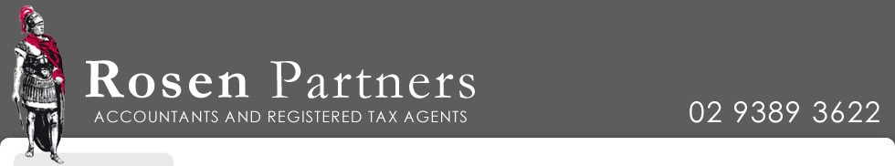 Rosen Partners Logo and Images