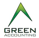 Green Accounting & Taxation Services Logo and Images