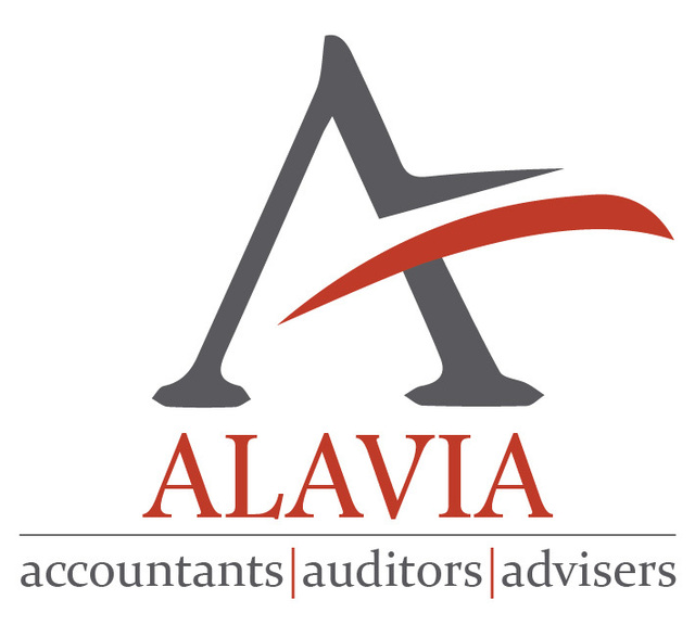 Alavia Financial Services Logo and Images
