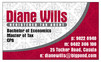 Diane Wills Logo and Images
