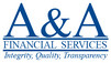 A&A Financial Services Logo and Images