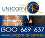 Unicorn Accountants Logo and Images