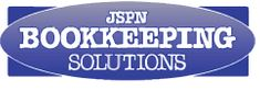 JSPN Bookkeeping Solutions Logo and Images