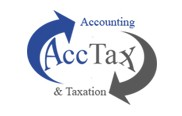 AccTax Logo and Images