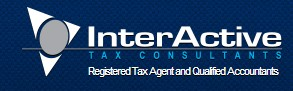 InterActive Tax Consultants Logo and Images