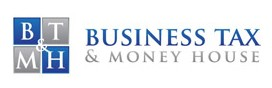 Business Tax & Money House Logo and Images