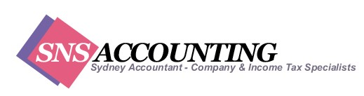 SNS Accounting Pty Ltd Logo and Images