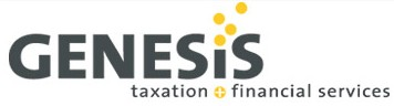 Genesis Taxation & Business Services Logo and Images