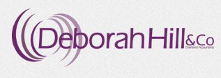 Deborah Hill & Co Chartered Accountants Logo and Images