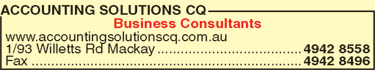 Accounting Solutions CQ