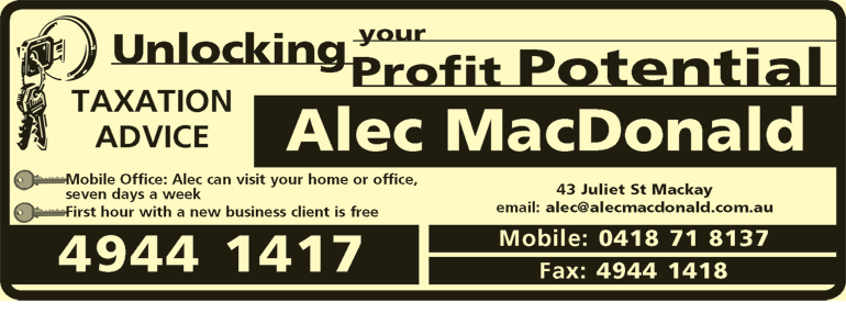 Alec MacDonald Accountant