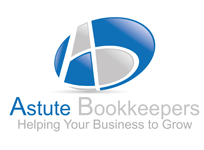 Astute Bookkeepers Logo and Images
