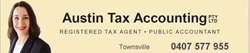 Austin Tax Accounting Pty Ltd Logo and Images