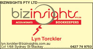 Bizinsights Pty Ltd