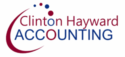 Clinton Hayward Accounting Logo and Images