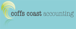 Coffs Coast Accounting Logo and Images