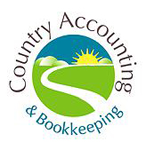 Country Accounting & Bookkeeping Logo and Images