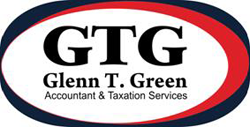 Glenn T Green Accountant & Taxation Services Logo and Images