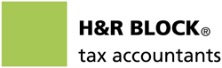 H&R Block Tax Accountants Logo and Images