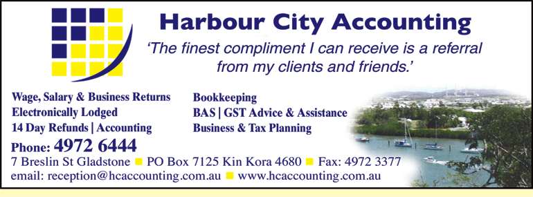 Harbour City Accounting