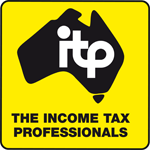 ITP ?The Income Tax Professionals? Logo and Images