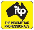 ITP (The Income Tax Professionals) Logo and Images