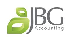 JBG Accounting Logo and Images