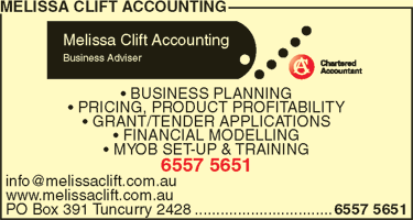 Melissa Clift Accounting