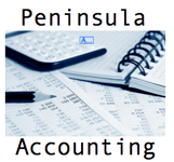 Peninsular Accounting Logo and Images
