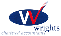 Wrights Chartered Accountants Logo and Images