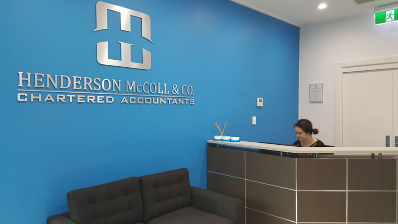 Henderson McColl & Co. Chartered Accountants