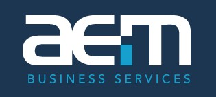 AEM Business Services Logo and Images