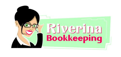 Riverina Bookkeeping Logo and Images