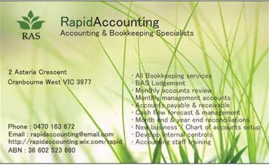 Rapid Accounting Solutions