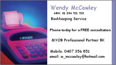 Wendy Mccawley Logo and Images